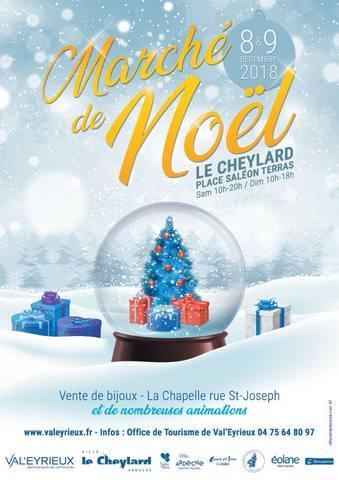Marché de Noël du Cheylard
