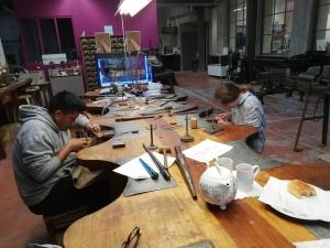 Fabriquez mutuellement vos alliances accompagnés d'Aurore Klein, créatrice et artisane d'art